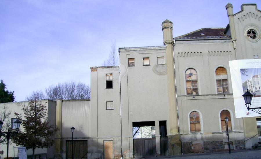 Zwenkau Rathaus vorher